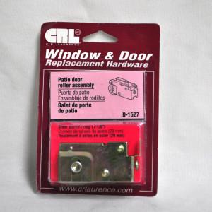 CRL Patio door roller assembly