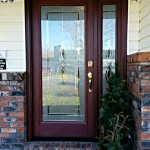 maroon-front-door-upgrade-glass-etching