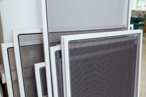 Insect Screen for Windows Manufacturing PVC Mosquito mesh for windows Doors Balcony Banglore. Netting Against Mosquito