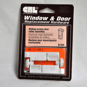 CRL Sliding screen door Roller assembly b-543