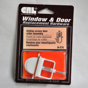 CRL Sliding screen door roller assembly