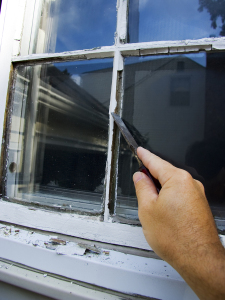 Old windows require more maintenance and are much less energy efficient than modern replacement windows.